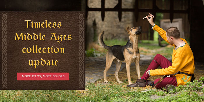 Collection Timeless Middle Age updated!