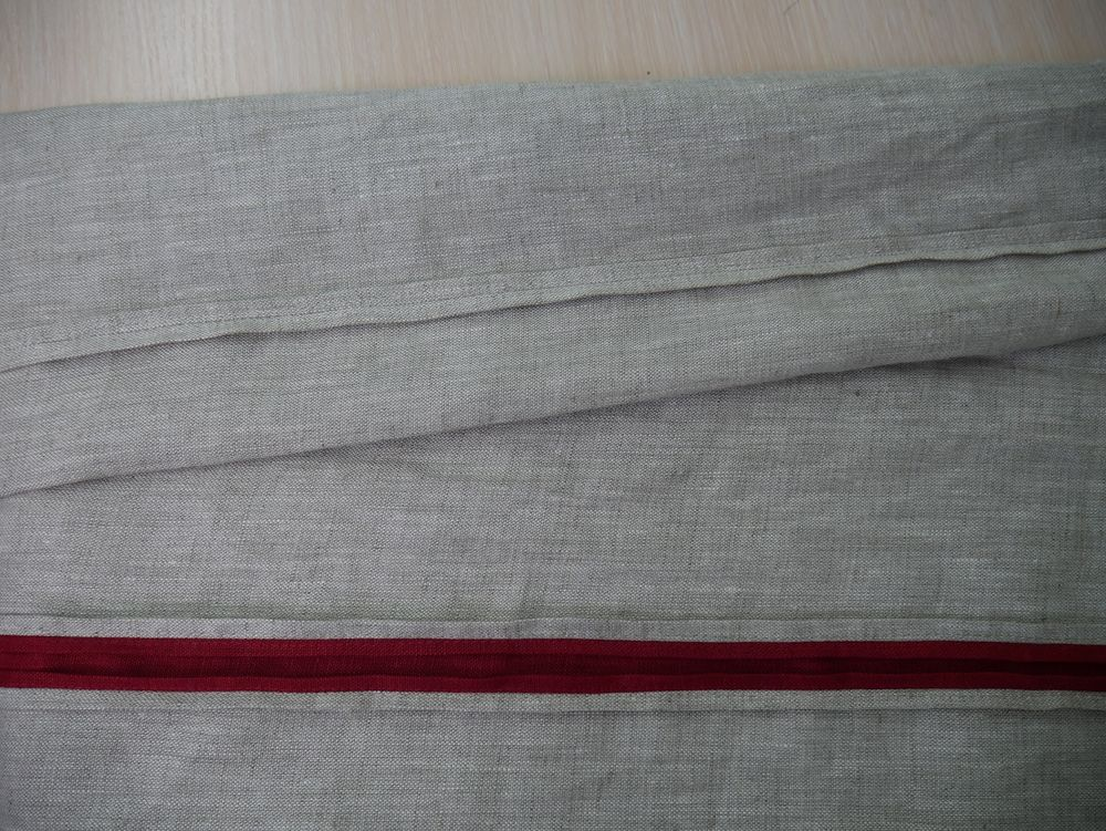 Seams on an ArmStreet Roman Tunic